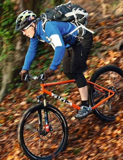 The Soul Cotic still captures the essence of hard and fast trail riding