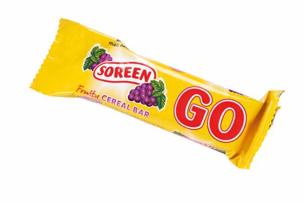 Soreen Go Bars