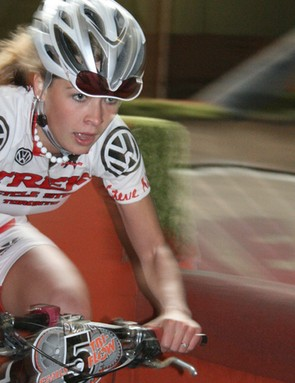 Canadian racer Emily Batty has joined the Trek World Racing squad