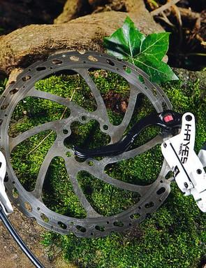 Hayes Stroker Trail Brake