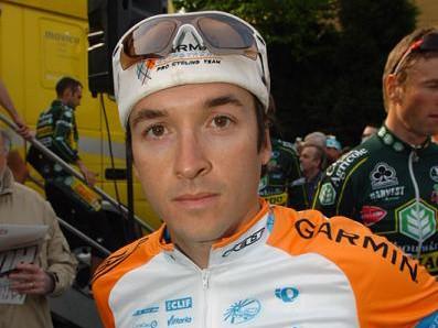 Lucas Euser is backing the new Echelon Gran Fondo Cycling Series
