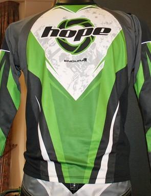 Hope downhill jersey
