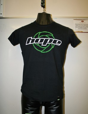 Hope T-shirt (leather hot pants not included)