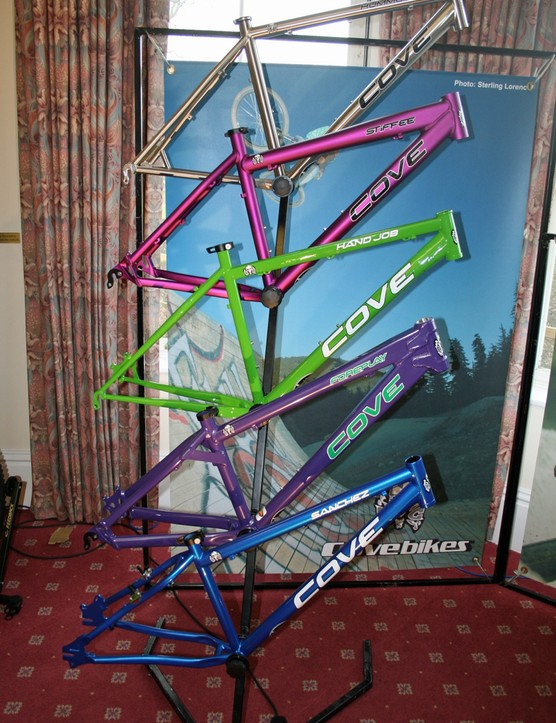 Cove's Hummer, Stiffee, Handjob, Foreplay and Sanchez hardtails
