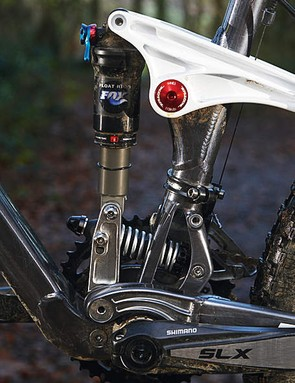 The 'Magic' twin spring suspension system is now seamless and flex-free