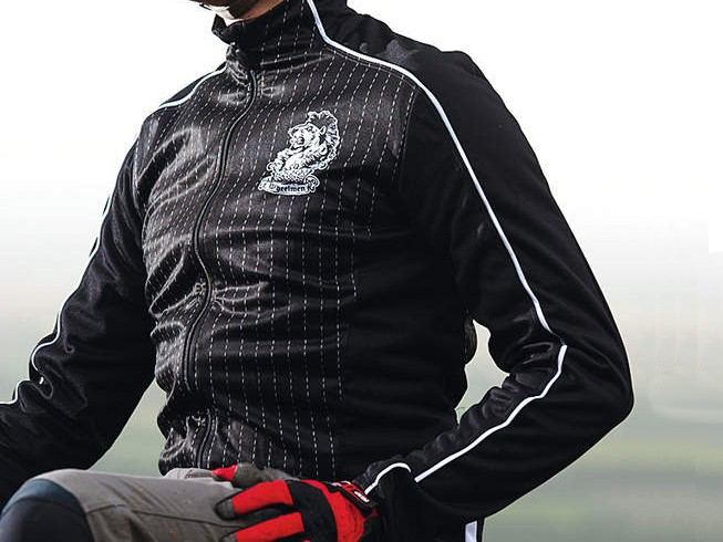 Sugoi Piccadilly long sleeve jersey