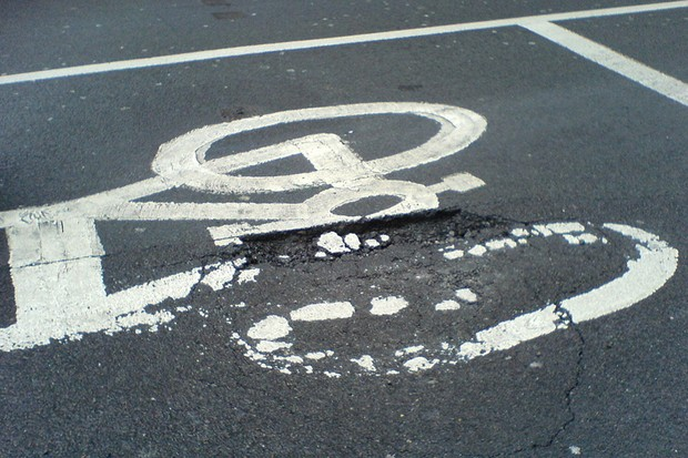 Reports of new potholes have spiralled following the recent cold snap in the UK