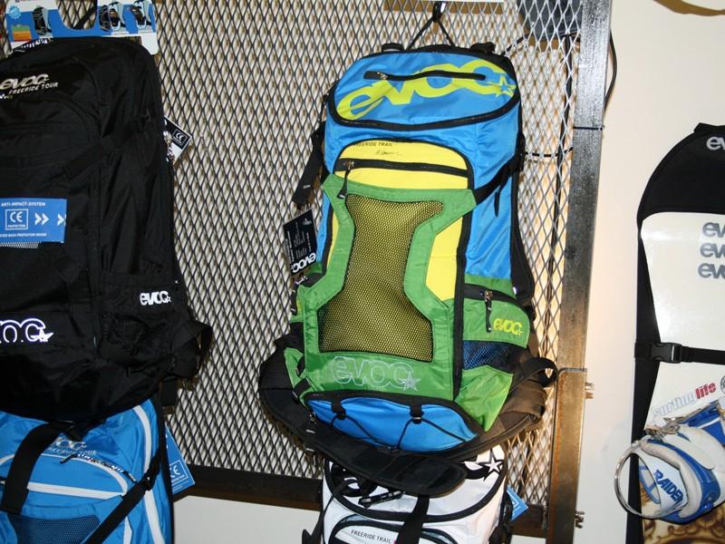 EVOC Freeride Trail ML hydration pack