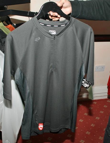 Fox Baseline jersey