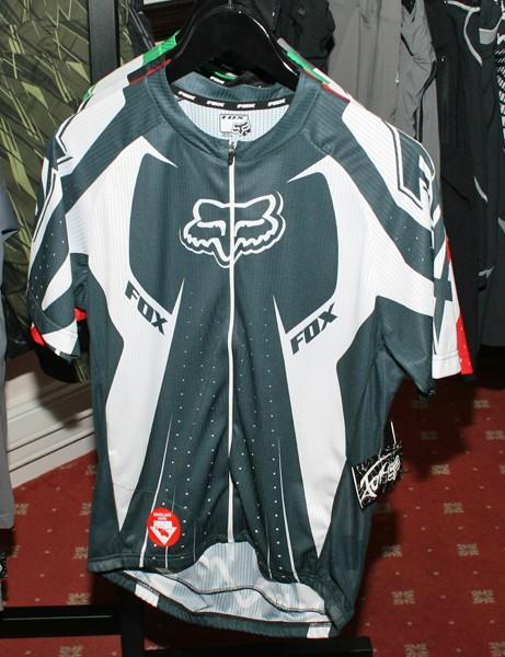 Fox Race jersey