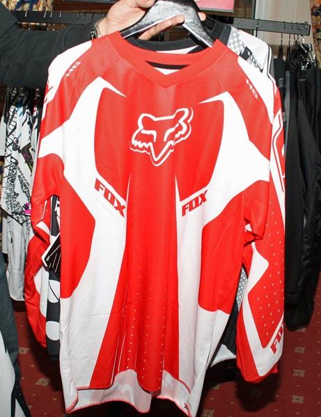 Fox HC motocross jersey