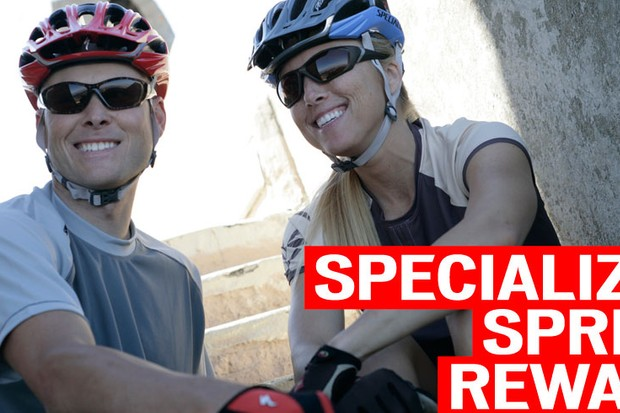 The Specialized Spring Reward starts today