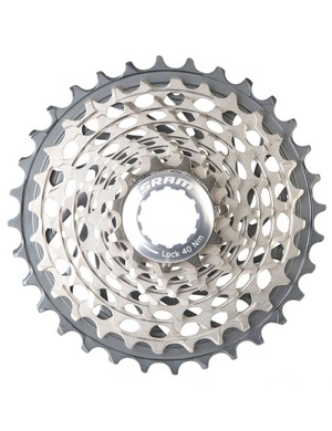 The new XG999 cassette is extremely light: just 175g for the sole 11-32T size.