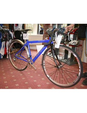 This Tifosi CK7 is very popular as a winter bike or an Audax bike