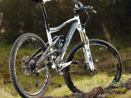 The Marin gets a more surefooted feel for 2010 and good lightweight kit