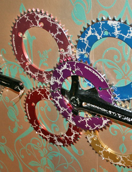 Race Face Decadence singlespeed chainsets
