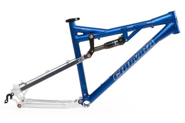 Chumba Racing XCL frame