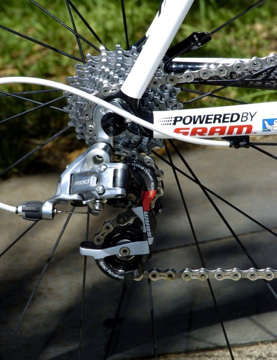 Powered by SRAM