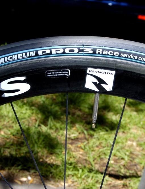 Deep carbon Reynolds wheels