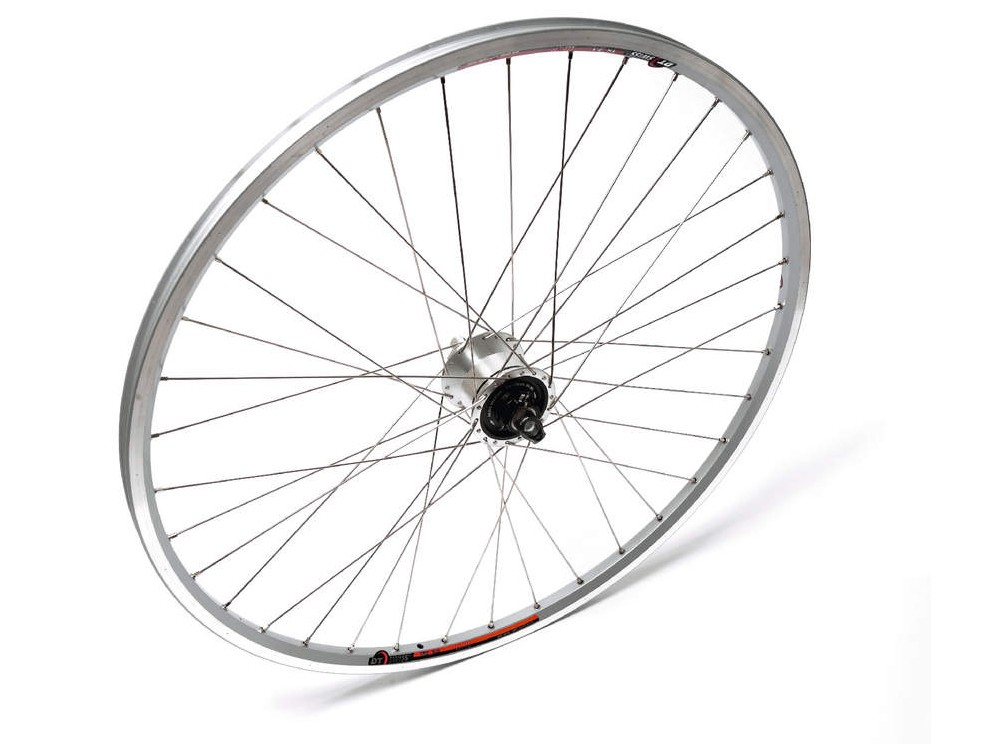 Shimano/DT Dynamo front wheel