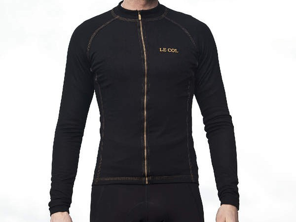 Le Col long sleeved jersey
