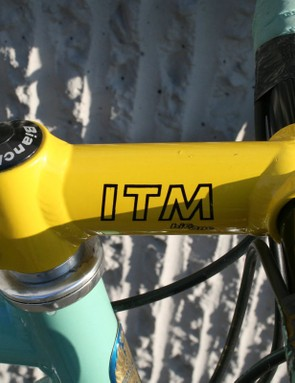 ITM's blocky Big One stem was a popular choice back in the late '90s