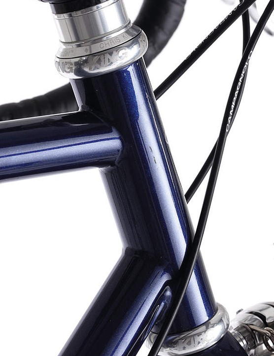expert advice pre-design and build makes for a bike that fits like a glove