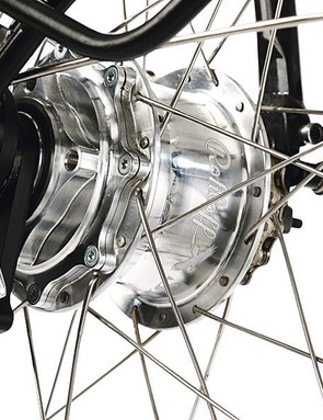 the rohloff hub is a top-level performer
