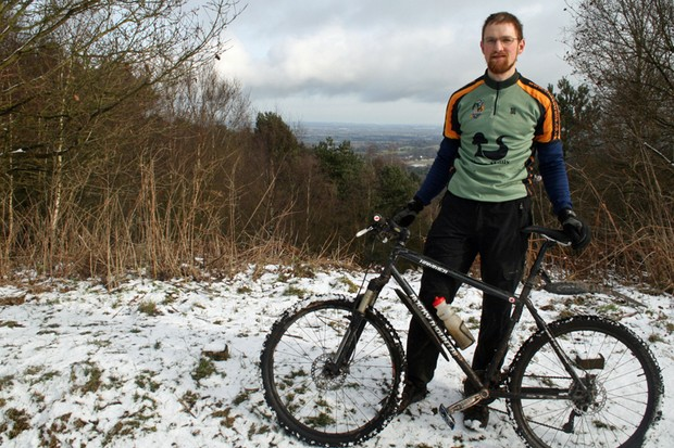 Rob Lamb from the Forestry Commission
