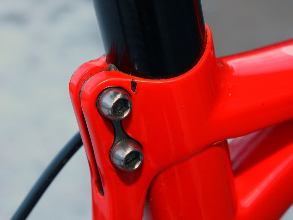 Over or under torquing a part can lead to a minor inconvenience at best or a very expensive mistake as seen in this cracked integrated seatpost collar on a BMC Pro Machine SLC01.  At worst, it can also lead to a catastrophic component failure during a ride