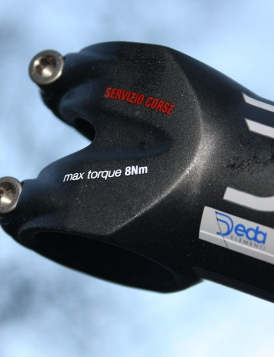 Most high-end parts have recommended torque values printed or etched right on them – heed the advice lest it bite you later