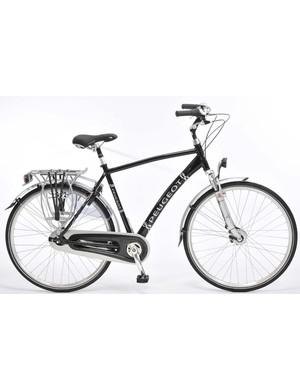 Peugeot's hybrid bike (men)