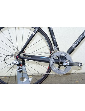 FRF Sports is shipping the EPS MTBK with a complete SRAM Red groupset.