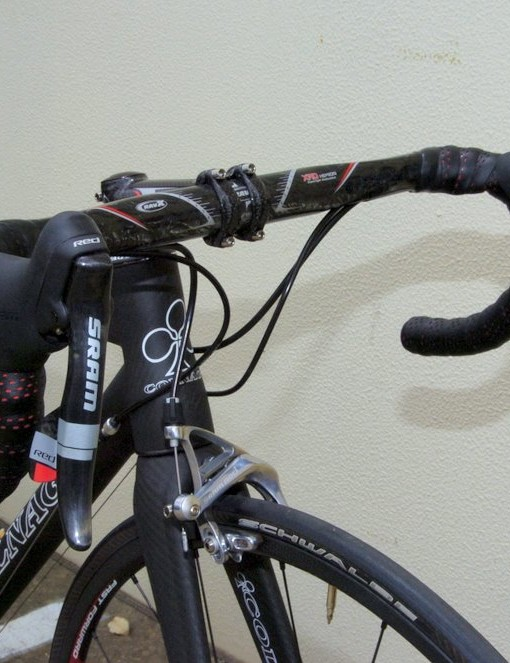 RF Sports uses its RavX products on the EPS MTBK.