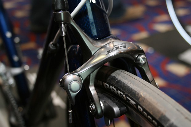 Shimano are bringing out a revised version of their 105 road groupset in time for summer