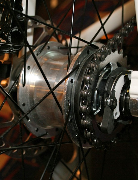 Shimano Alfine 11-speed hub gear