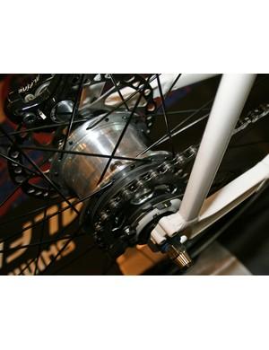 Shimano Alfine 11-speed hub gear