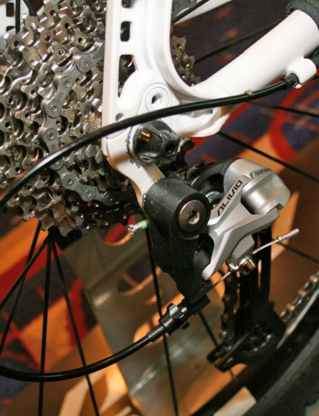 Shimano Alivio 9-speed