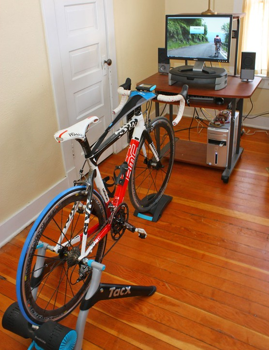 Clean out your wallet and ditch standard indoor trainers - the Tacx Bushido is far more engaging and entertaining in full-blown PC mode but could use a bit more refinement