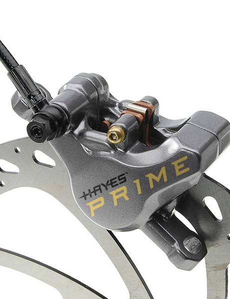 Hayes claim a 23 percent jump in absolute power over the Stroker line, with better control and improved ergonomics to go along with it