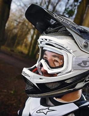 Troy Lee Designs D3 Helmet