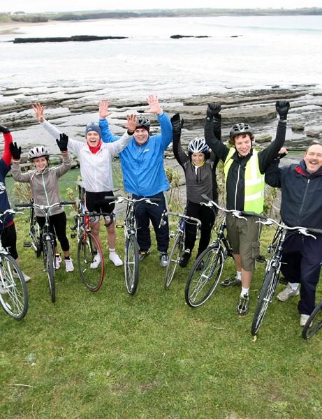 The Sky Ride Etape Hibernia will be Ireland's first closed road cycling event