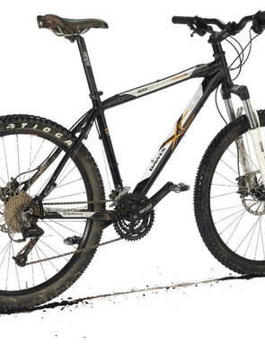 The Dawes is a durable, comfortable off-road tourer or utility bike rather than something radical