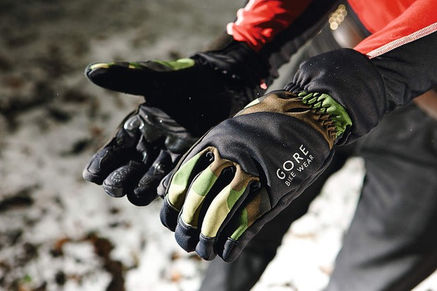 Gore Tool Plus Windstopper Gloves