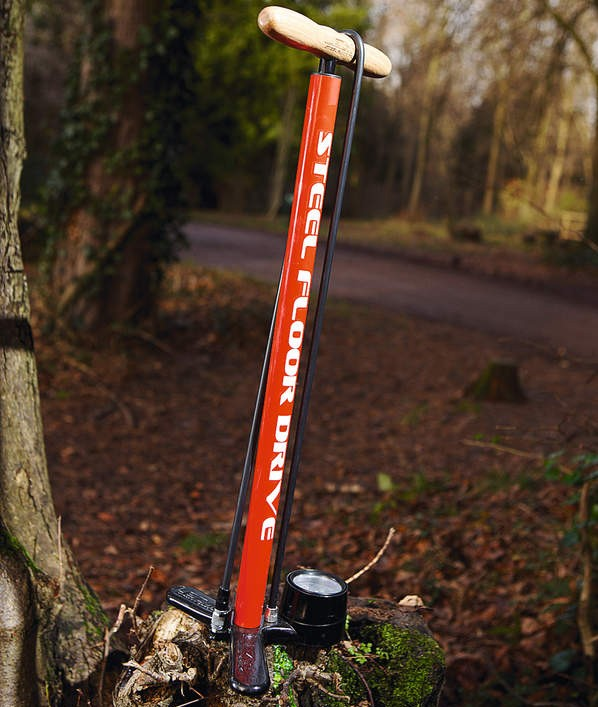 Lezyne Steel Floor Pump