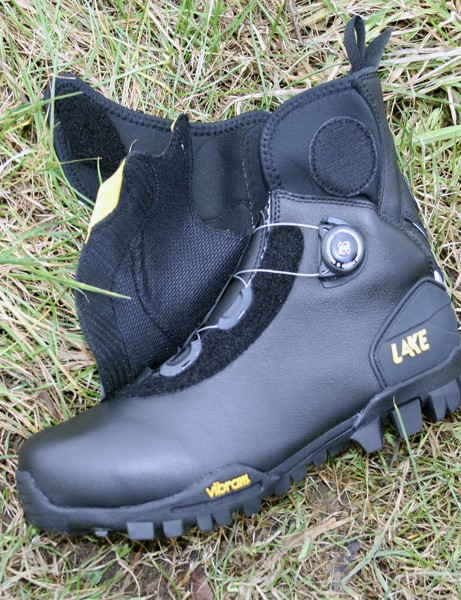 Lake MXZ302 shoes with Boa lacing system