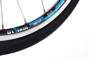 light, stiff and dependable wheels with outstanding build quality