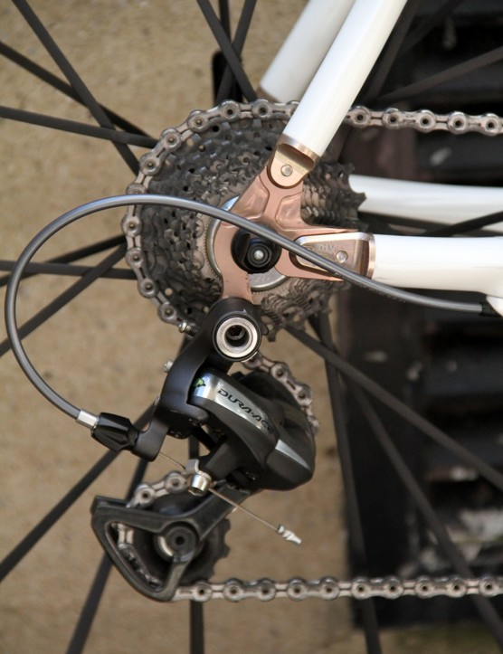 Ridley Damocles Frame Review