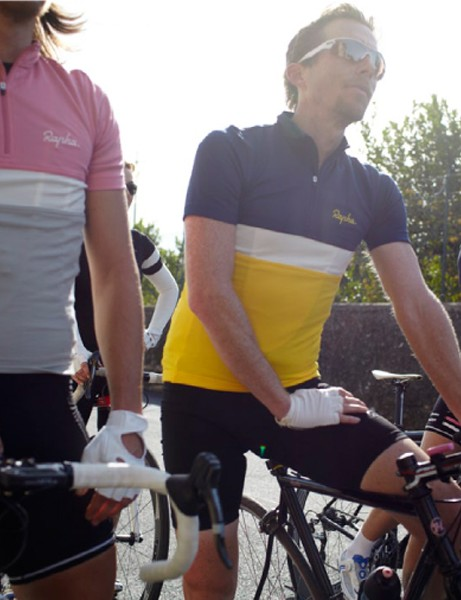 Rapha Club Jersey