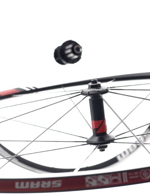 SRAM has no plans to introduce tubeless technology to their wheelsets…for now at least.